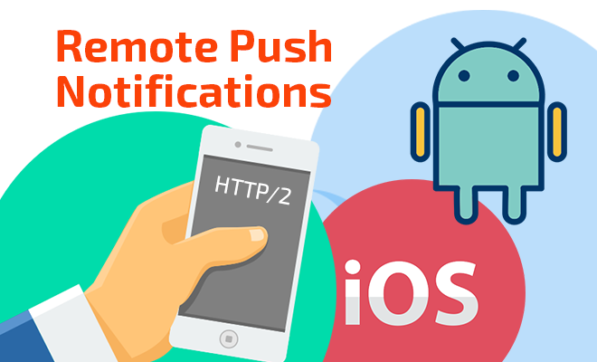 Sending iOS (and Android) remote push notifications from