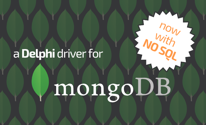 Working with big data databases in Delphi – Cassandra, Couchbase and MongoDB (Part 3 of 3)